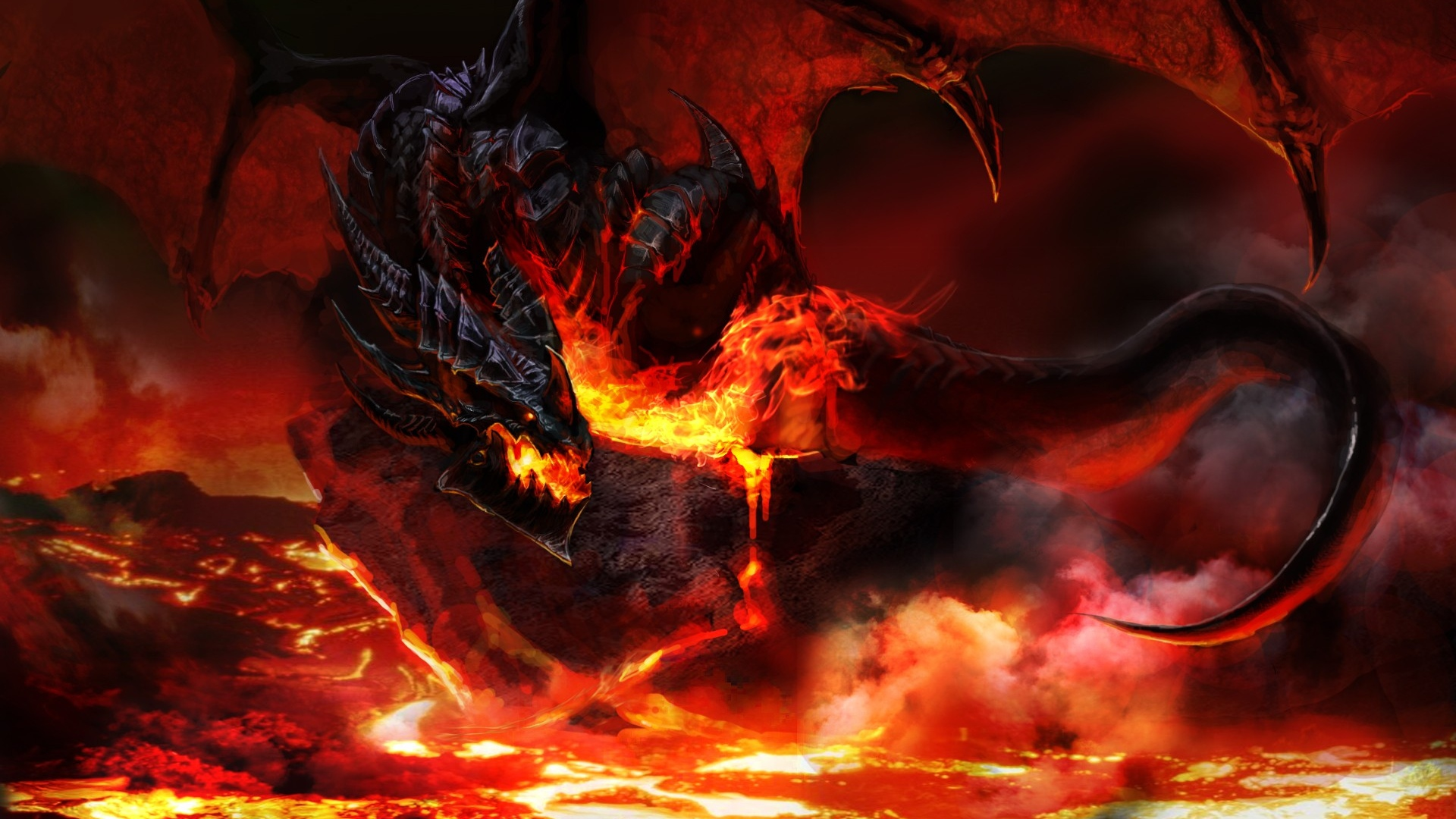 Wallpaper dragon hd - Dragon backgrounds 1920x1080 ...