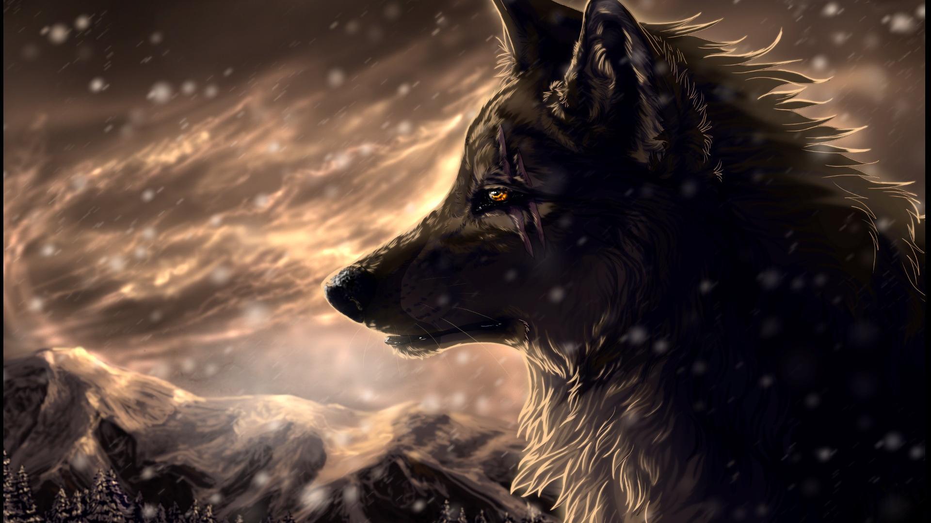 Wolves Wallpaper HD