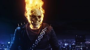 Ghost Rider tapet