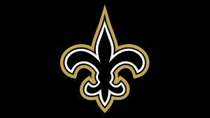 New Orleans Saints tapeter HD