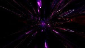 fond d'écran rose et noir
