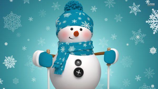 snowman-wallpaper5-600x338