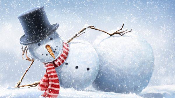 snowman-wallpaper6-600x338