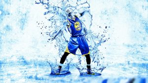 stephen Curry Tapeten