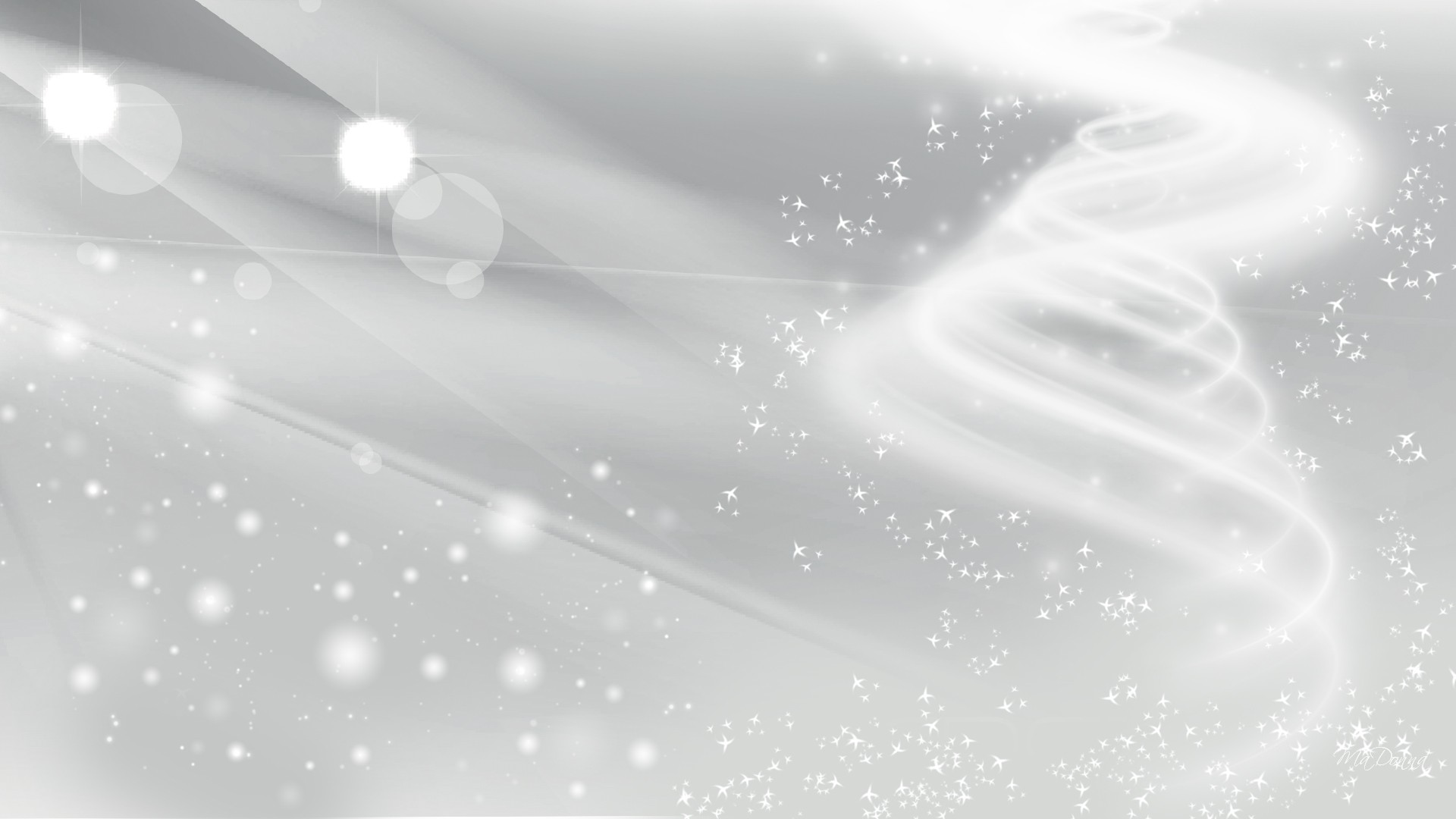 White Glitter Wallpaper Hd