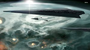 Star Destroyer wallpaper HD