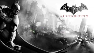 Arkham City tapet