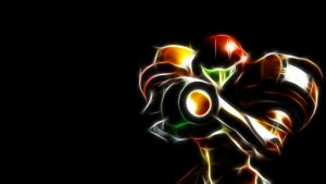 Primeiro-wallpaper Metroid