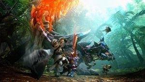 monster hunter wallpapers