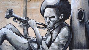 trumpet wallpaper