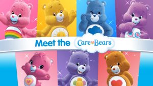 Care Bears tapeter