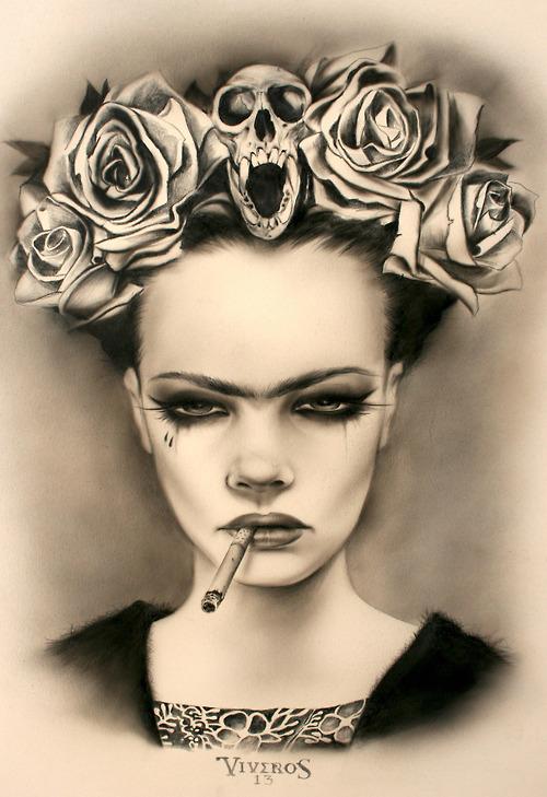 ¡Viva-Frida-Artistas-de-todo-el-mundo-retratan-al-ícono-mexicano-wallpaper-wp3002795
