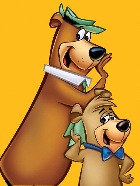 ¸-•-´¨-•-¸¸-•Yogi-Bear-and-Boo-Boo¸-•-´¨-•-¸¸-•-wallpaper-wp4603298-2