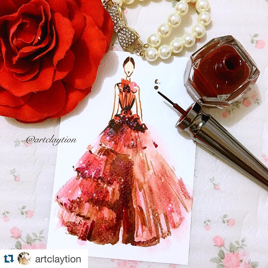 """-Repost-artclaytion-with-repostapp-marchesafashion-in-Red-Mixed-media-on…-wallpaper-wp5602621"