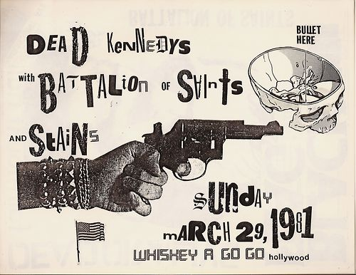 """mainthreat-Dead-Kennedys-battalion-of-saints-stains-flyer-hollywood-california-wallpaper-wp4002702"