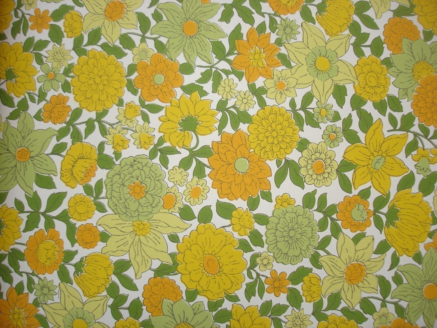 1920x1080-px-HD-Vintage-Yellow-Orange-And-Green-Floral-By-Thriftypyg-wallpaper-wp3601614