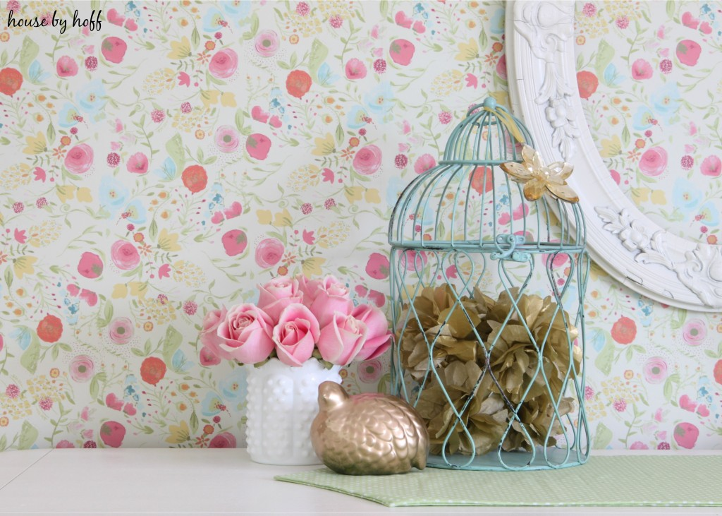 A-Big-Girl-Room-Makeover-via-House-by-Hoff-Wallternatives-garden-flower-removable-and-reusable-wal-wallpaper-wp5402937