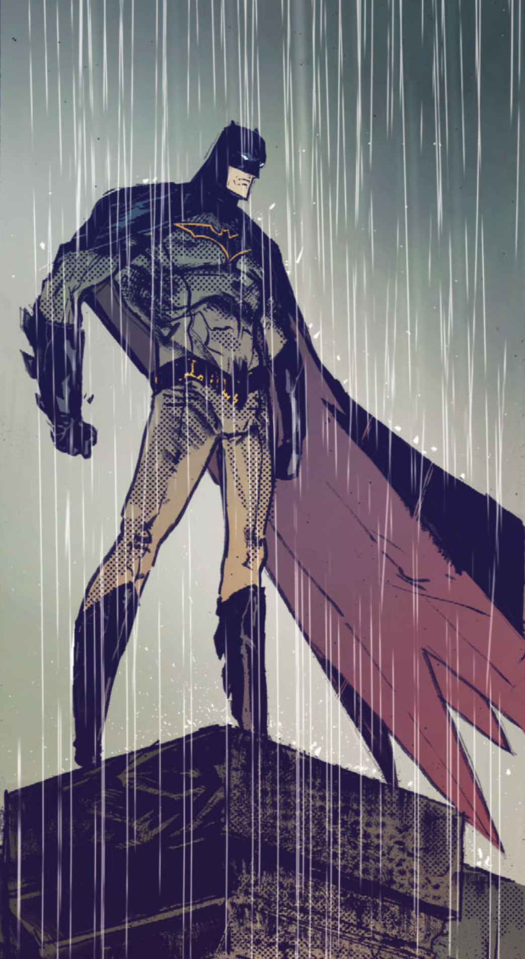 "A-Rainy-Day-Day-in-Gotham-in-Batman-v-""The-List""-Riley-Rossmo…-wallpaper-wp5602686"