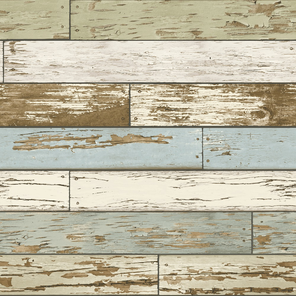 A-Street-Prints-Scrap-Wood-Weathered-wooden-planks-a-with-flaking-cream-and-green-paint-wallpaper-wp5803240