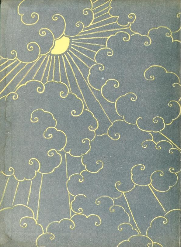 A-masque-of-days-from-the-last-essays-of-Elia-Illustrations-by-Walter-Crane-inside-cover-wallpaper-wp5004203