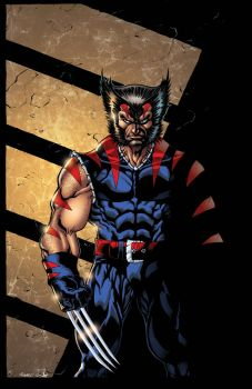 AOA-Wolverine-colored-by-Kid-Destructo-wallpaper-wp3402531