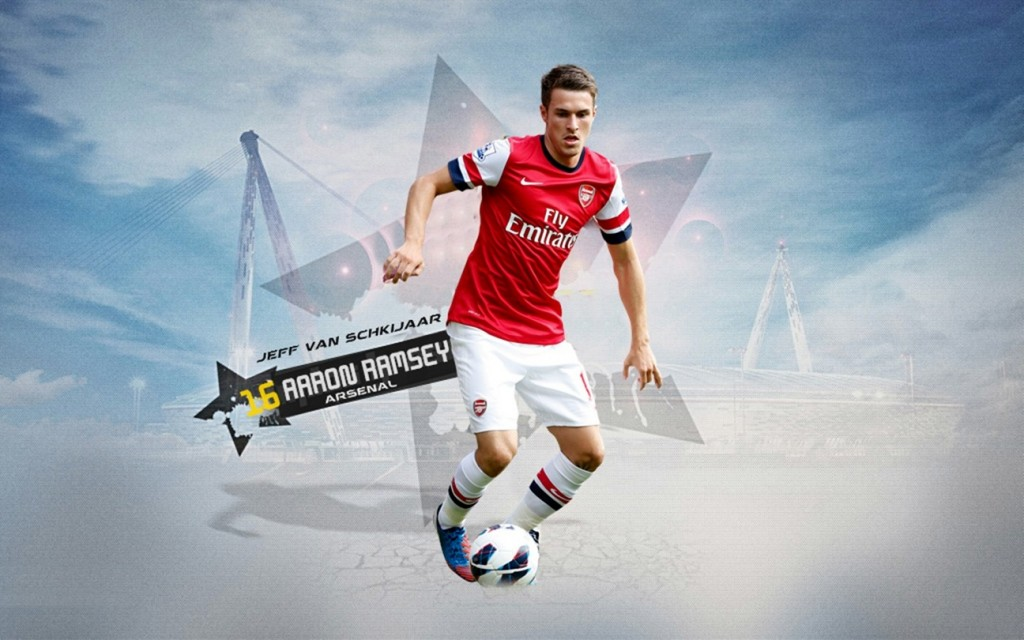 Aaron-Ramsey-Arsenal-HD-Best-wallpaper-wp5203704
