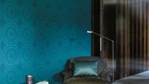 Casamance fabrics wallpaper