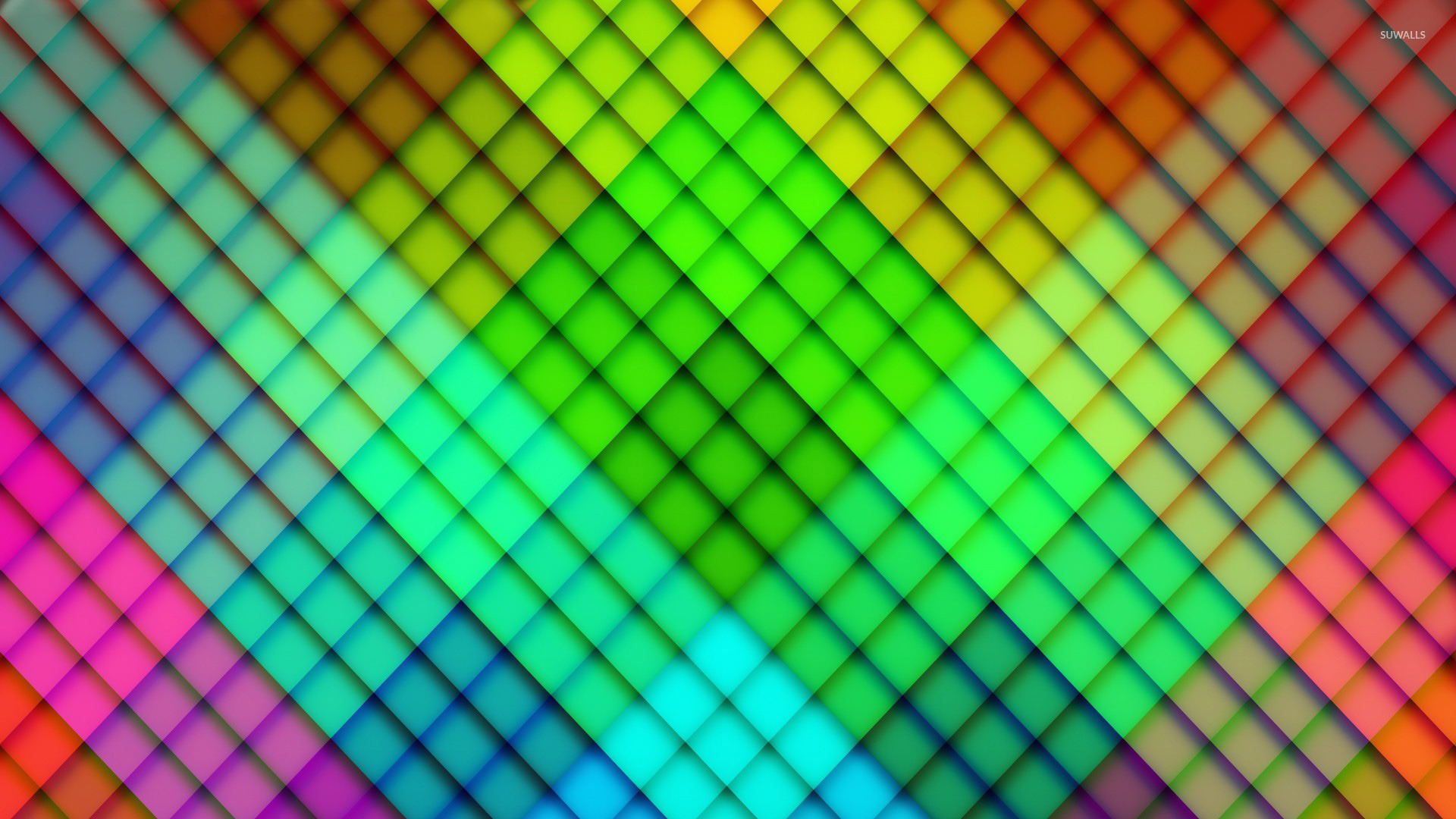 Abstract-Diamond-Shapes-Colorful-Pattern-iPhone-wallpaper-wp3602176