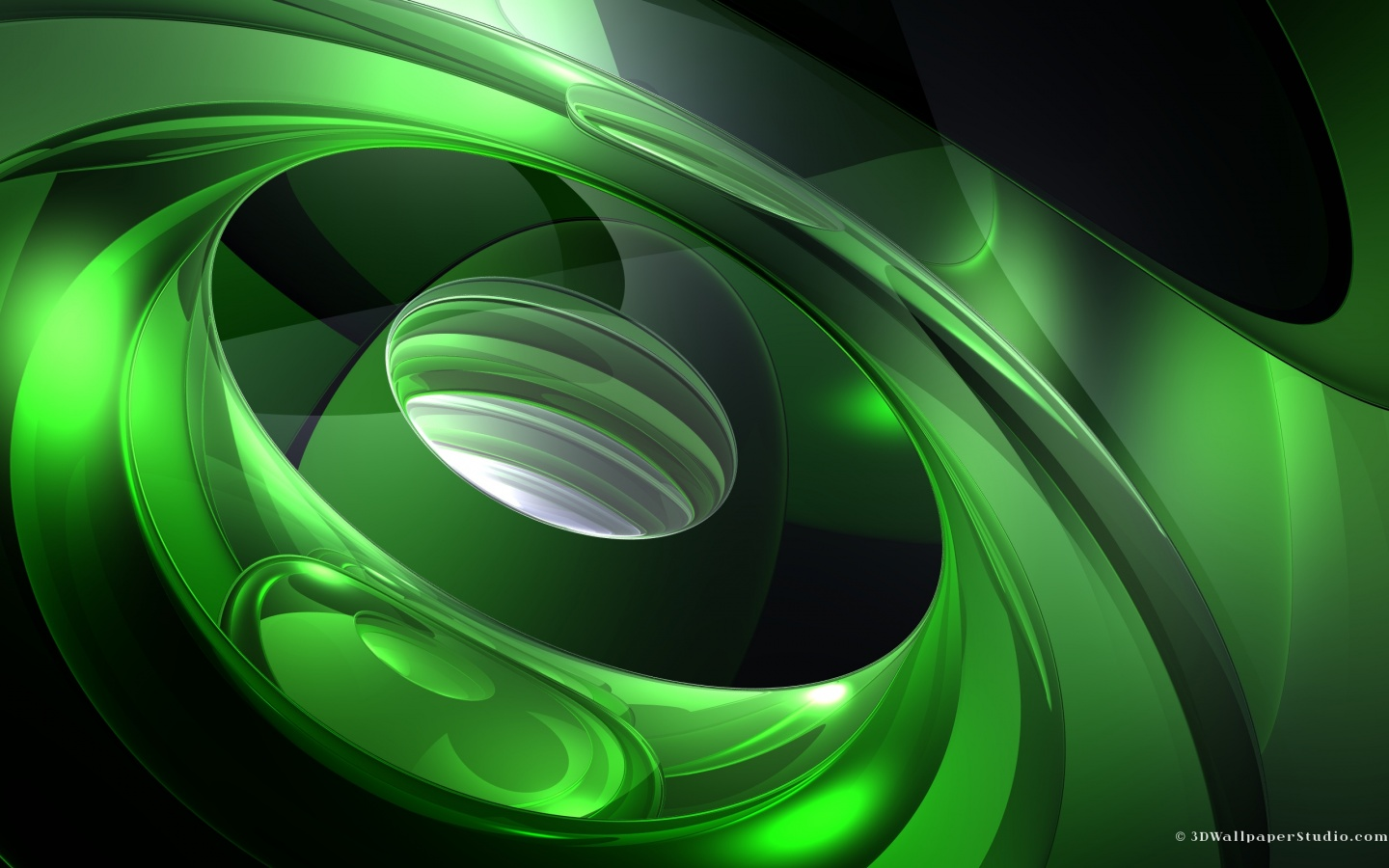 Abstract-Green-D-wallpaper-wp3002974