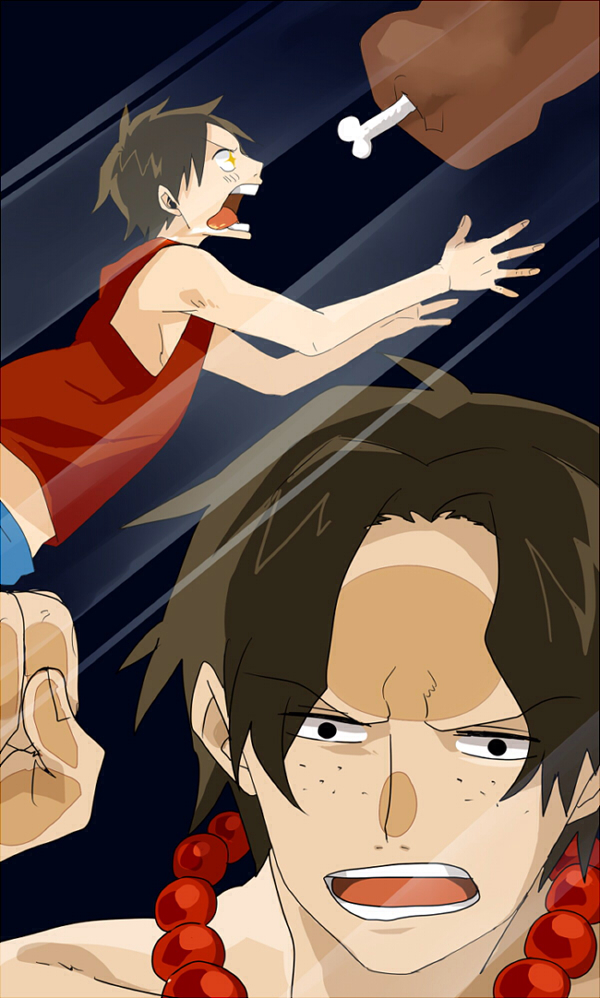 Ace-Luffy-Locked-in-screen-wallpaper-wp423419-1