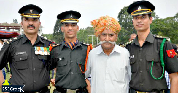 After-Passing-out-parade-from-IMA-Young-Cadet-with-his-GrandFather-Subedar-Chhotelal-Nehra-Father-wallpaper-wp4803983