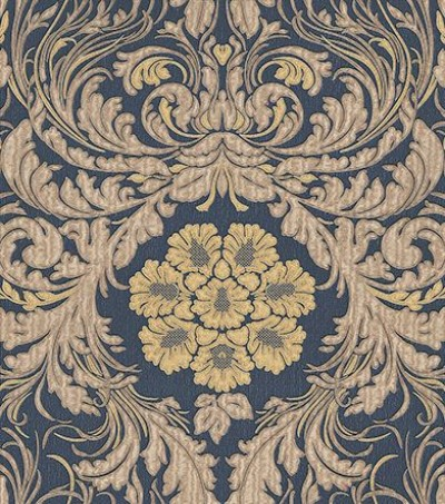 Alexandria-Albany-A-large-scale-elegant-textured-vinyl-damask-design-with-meta-wallpaper-wp5602796
