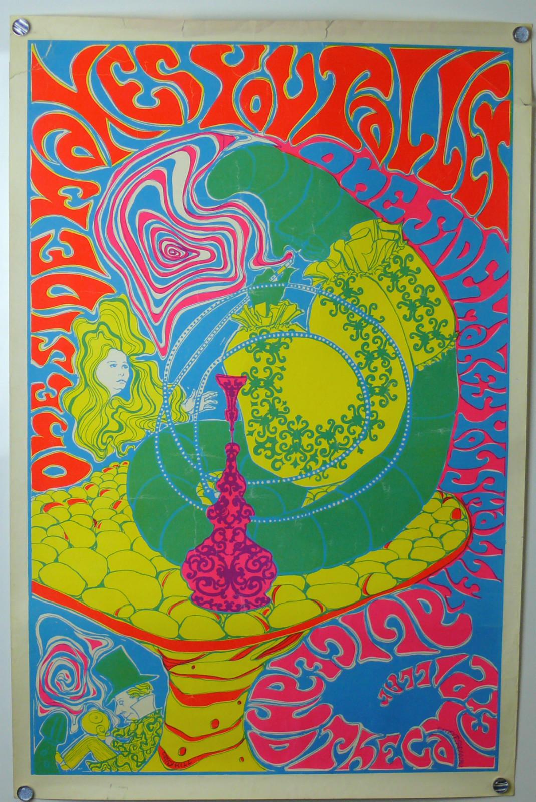 Alice-In-Wonderland-Original-Psychedelic-Poster-Fluorescent-Inks-wallpaper-wp5203965