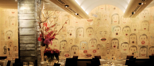 All-This-Is-That-Donald-Baechler-s-faces-mural-at-Caravaggio-restaurant-in-NYC-and-Jack-s-wallpaper-wp4404328