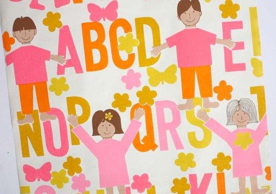 Alphabet-Kids-Vintage-wallpaper-wp5803383