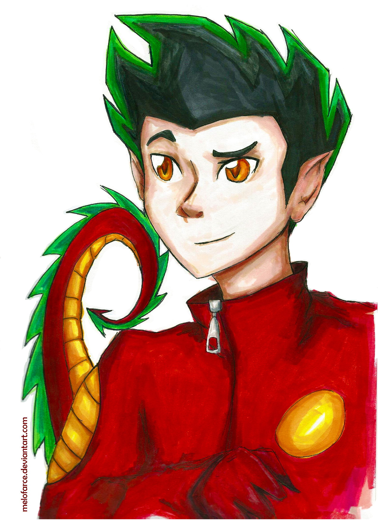 American-Dragon-anime-American-Dragon-Jake-Long-by-melofarce-on-deviantART-wallpaper-wp4002961