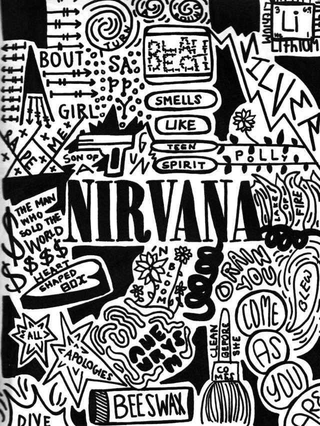 American-Hippie-Music-Collage-Art-Nirvana-Lyrics-wallpaper-wp5602409