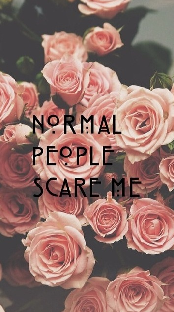 American-Horror-story-normal-people-scare-me-wallpaper-wp423614