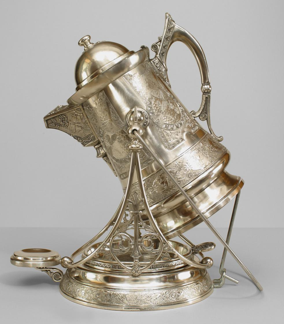 American-Victorian-Aestetic-Movement-Silver-Plate-Ice-Water-Pitcher-On-Stand-With-Tray-And-Handle-wallpaper-wp5204024