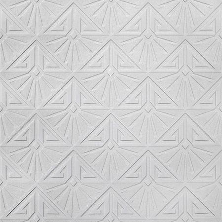 Anaglypta-Luxury-Vinyl-White-Art-Deco-Paintable-Wallpaper-Departments-DIY-at-B-Q-£-wallpaper-wp4804170