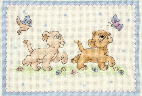 Anchor-Disney-Lion-King-Cubs-DPST-Counted-Cross-Stitch-Kit-eBay-wallpaper-wp423632