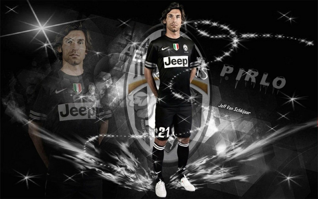Andrea-Pirlo-Italy-Juventus-New-kit-HD-Best-wallpaper-wp5204052