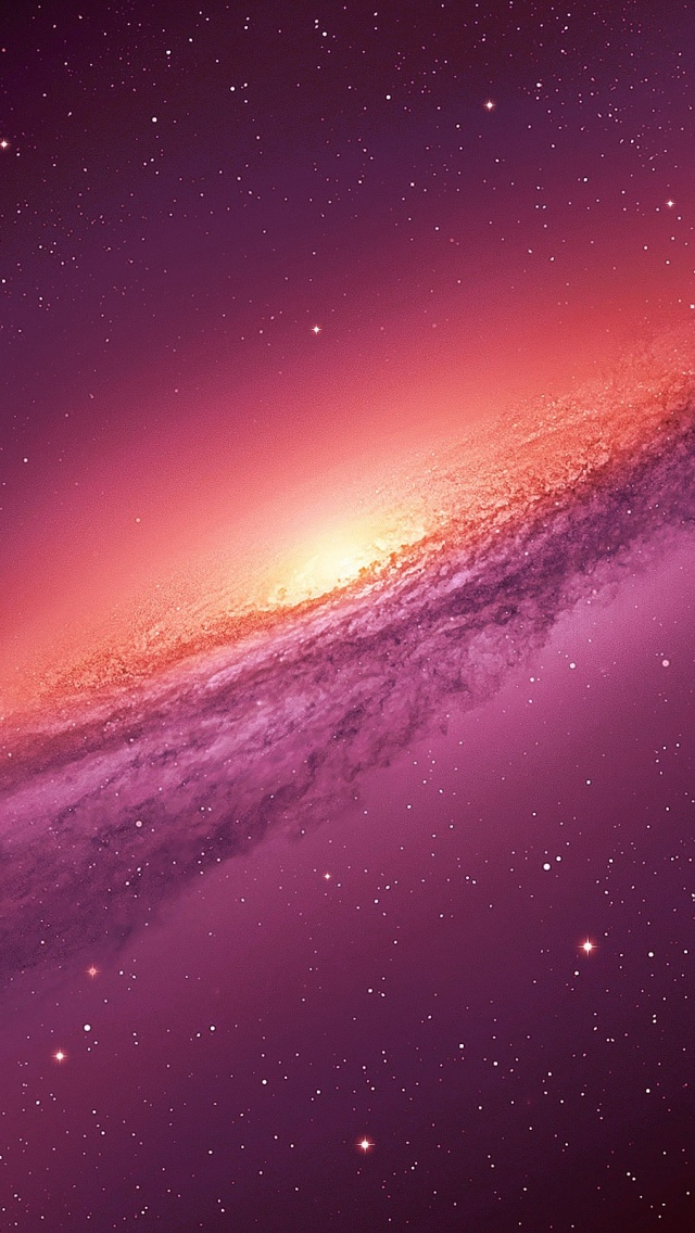 Andromeda-Galaxy-In-Purple-iphone-android-wallpaper-wp423642-1