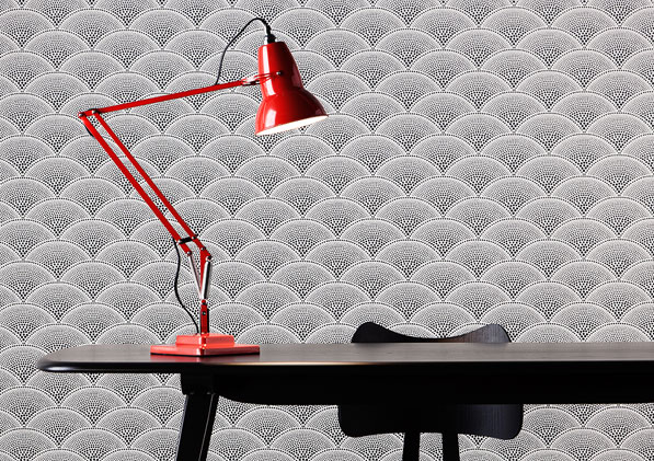 Anglepoise-The-Original™-shot-with-Cole-Son-Feather-Fan-from-the-Frontier-collecti-wallpaper-wp423649-1