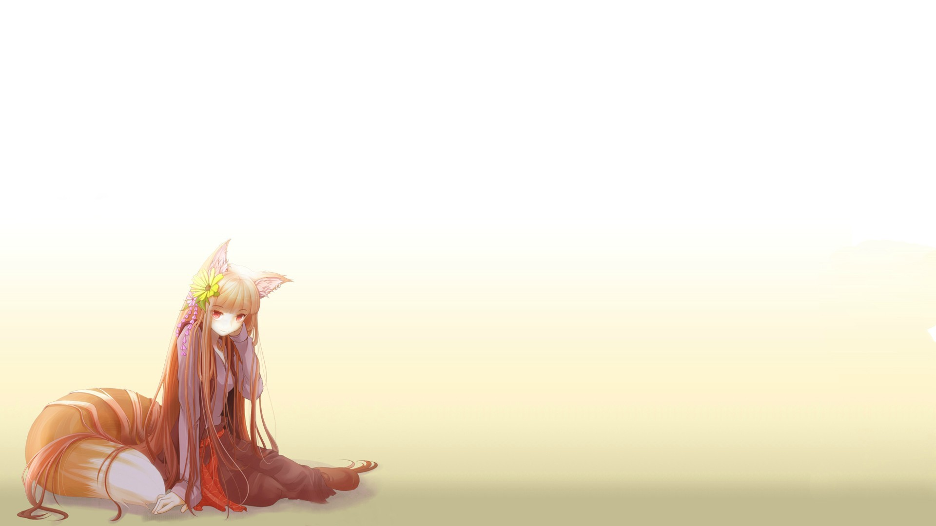 Anime-1920x1080-Spice-and-Wolf-Holo-anime-girls-wallpaper-wp3402452