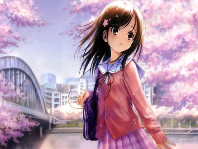 Anime-School-Girl-Download-free-anime-m-wallpaper-wp5004624