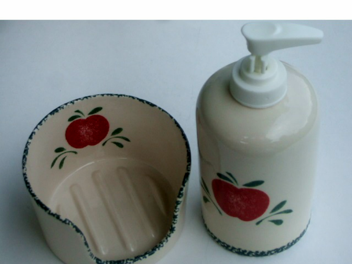 Apple-Soap-Pump-Scrubber-Holder-Set-Ceramic-Use-in-the-kitchen-or-use-in-the-bathroom-for-lotion-pum-wallpaper-wp5204158