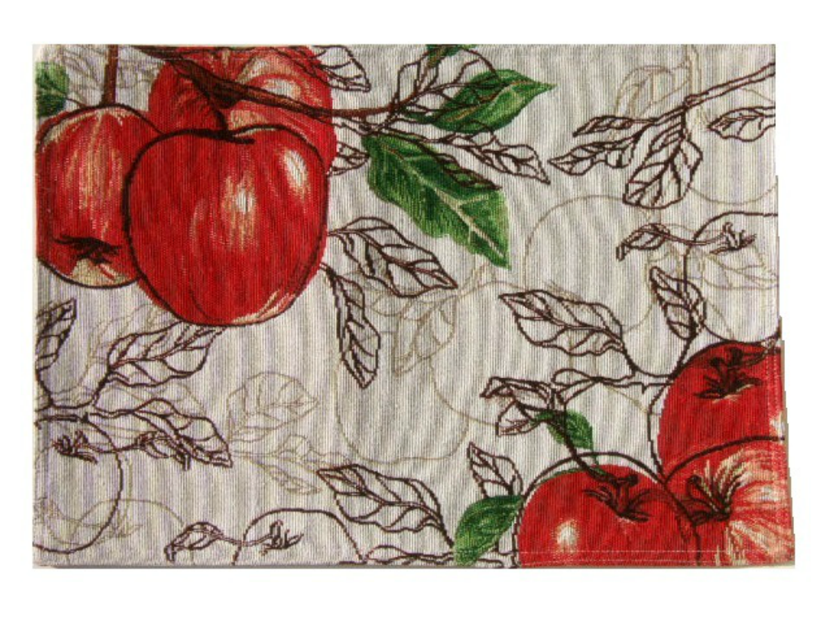 Apple-Themed-Placemats-Red-Apples-Kitchen-Linens-Set-of-placemats-by-Croft-Barrow-wallpaper-wp5204162
