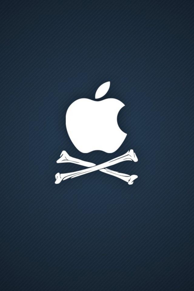 Apple-and-crossbones-applelogo-wallpaper-wp4804272