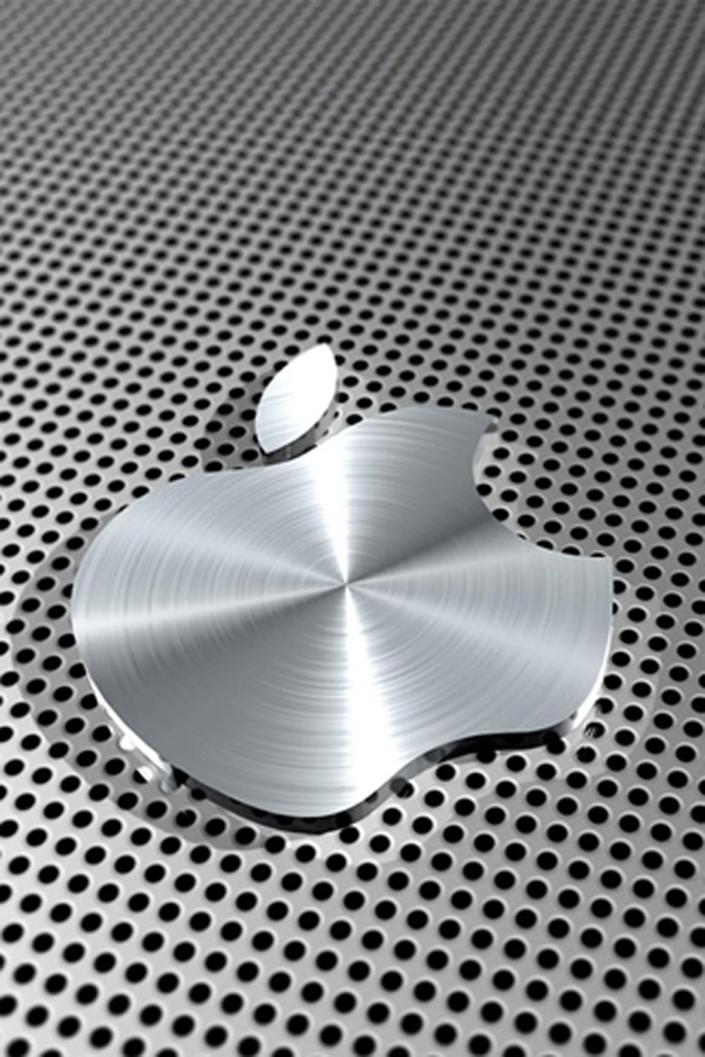 Apple-silver-Iphone-wallpaper-wp423731